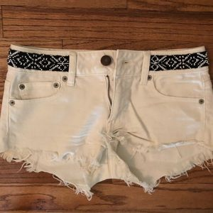 American Eagle Outfitters Shorts - 6 pairs of American Eagle Women's Shorts (00/0)